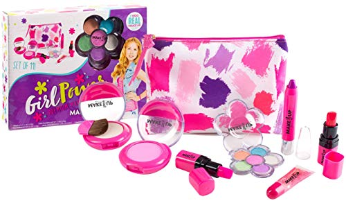 Make it Up Girl Power Deluxe Washable Makeup Set by Mädchen Power Deluxe Waschbar Make-up Set