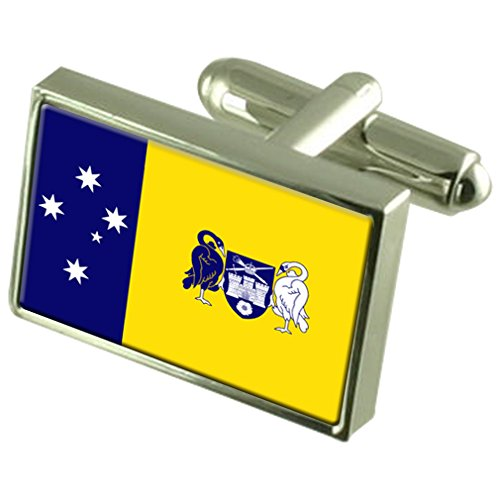 australian-capital-territory-act-sterling-silber-manschettenknopfe-flagge