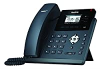 Yealink T40PN Entry Level IP Phone 3-Line Keys 3-SIP Accounts PoE Handsfree