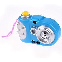 camera de jouet - TOOGOO(R)Jouets d¡¯etude pour bebe enfants Projection camera Jouets educatifs pour les enfants