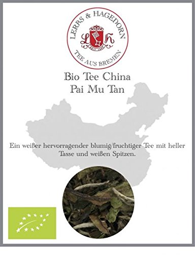 Bio Tee China Pai Mu Tan 1kg