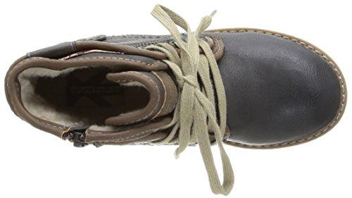 Mustang Unisex-Erwachsene Kurzschaft Stiefel Grau (259 graphit)