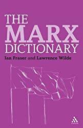 The Marx Dictionary (Continuum Philosophy Dictionaries)