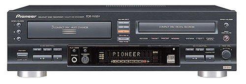 3 Fach Wechsler (Pioneer PDR-W-839 CD-Rekorder/3-fach Wechsler schwarz)