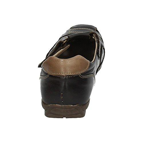RIVERTY , sandales homme Marron