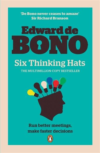Six Thinking Hats por Edward de Bono
