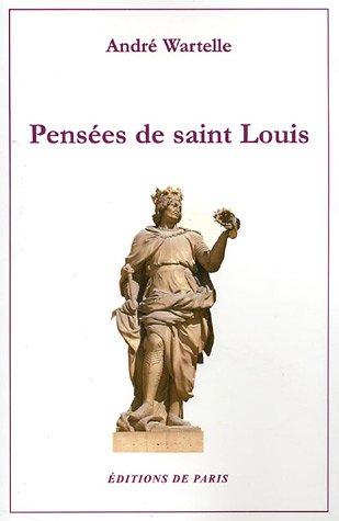 Pensées de Saint-Louis