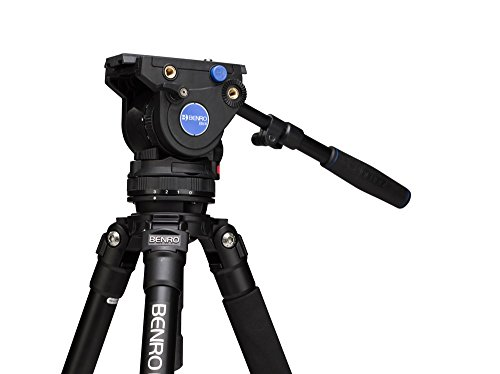 For Sale Benro BV4 Video Aluminum Tripod Kit