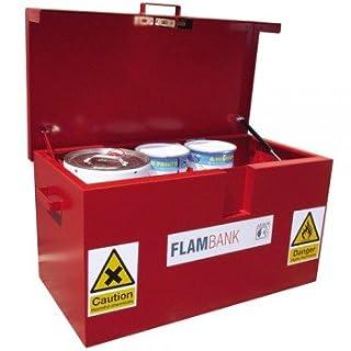 Armorgard FB1 Flambank Chemical Storage Van Cabinet 985 x 540 x 475mm