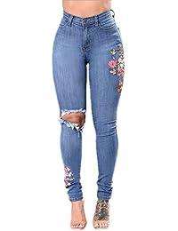 Suchergebnis auf für: zerrissene jeans damen knie