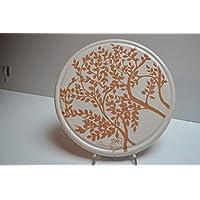 sottopentole in ceramica graffit