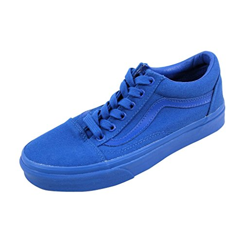 Vans Men's Old Skool Nautical Blue VN0004OJ5XT Shoe (Tennis Schuhe Frauen Vans)