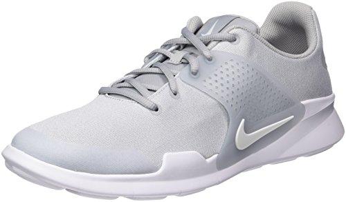 Nike Arrowz, Scarpe da Ginnastica Uomo Multicolore (Wolf Grey/white)