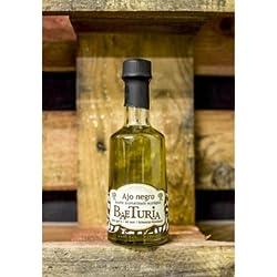 Aceite de Oliva Virgen Extra aromatizado con Ajonegro