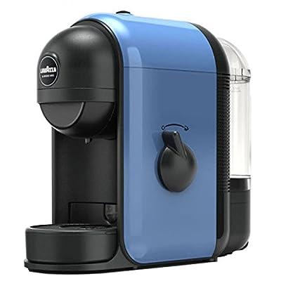 Lavazza Mio Minù - Light Blue - Hot Drinks, Coffee, Espresso Machine - 8 Free Capsules Included