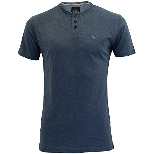 Threadbare -  T-shirt - Uomo Denim