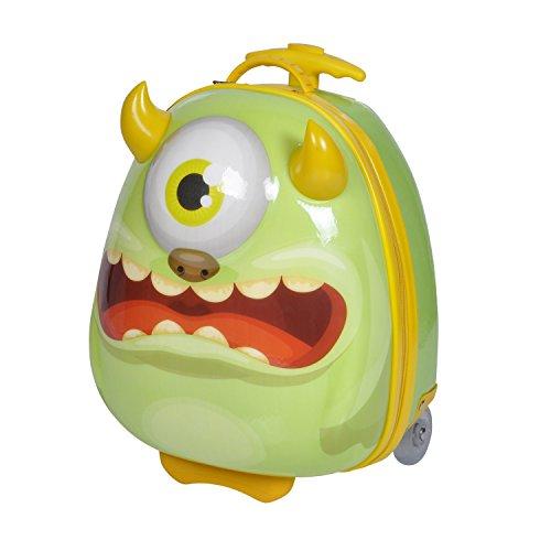 Knorrtoys 14510 - Bouncie Trolley Monster Lemon
