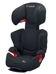 Maxi-Cosi Rodi AirProtect Highback Booster Car Seat - Total Black