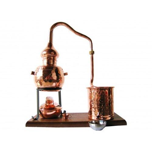Destille, Destillieranlage, 0,5 L, Modell