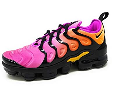 new arrival 0228b 05bf8 Image Unavailable. Image not available for. Colour: Nike Women's Shoes AIR  Vapormax Plus Sneakers in Multicolor Synthetic Fabric AO4550-004