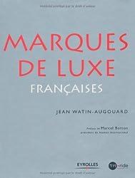 Marques de luxe françaises
