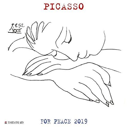 Pablo Picasso - War and Peace 2019: Kalender 2019 (Tushita Fine Arts)