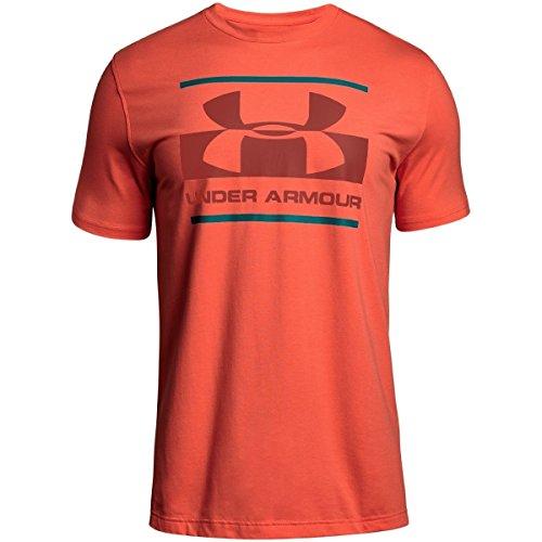 Under Armour Blocked Sportstyle Logo Men's Short-Sleeve Shirt