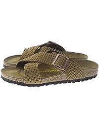Amazon.it  Birkenstock - Pantofole   Scarpe da uomo  Scarpe e borse b0b1531736f