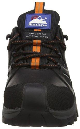 Himalayan Gravity Waterproof, Scarpe Antinfortunistiche Unisex – Adulto Nero (Black)
