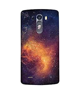 Sky with Stars LG G3 Stylus Case