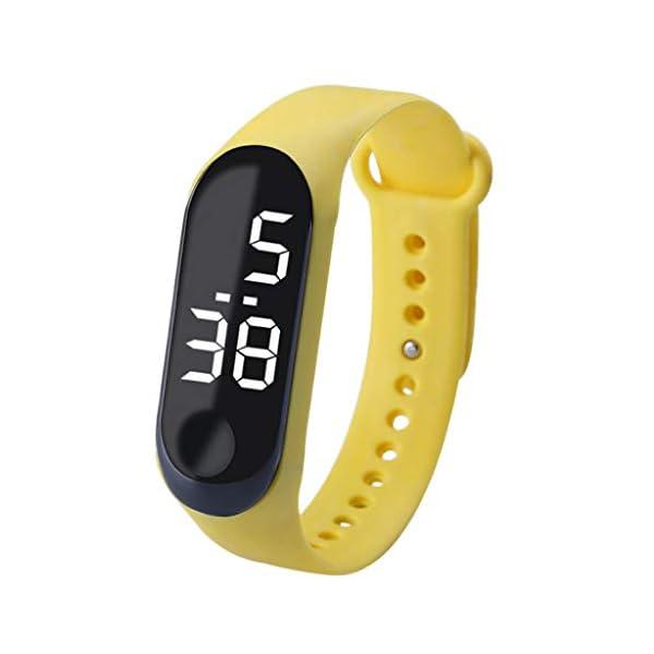 Homyl Smartwatch Mujer Android/Relojes Mujer Inteligente/Pantalla a Color IPS De 0,96 Pulgadas/Resistente Al Agua: IP67 9
