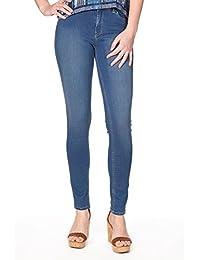 Kañopé-Jeans coupe skinny-Kañopé-poppy denim-Femme