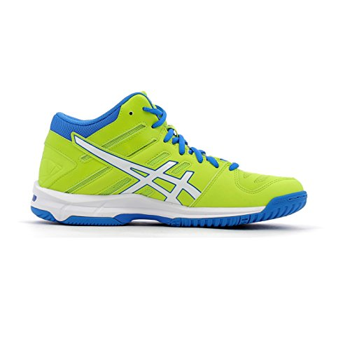 Asics Gel-Beyond 5 Mt, Chaussures de Volleyball Homme Energy Green / White / Electric Blue