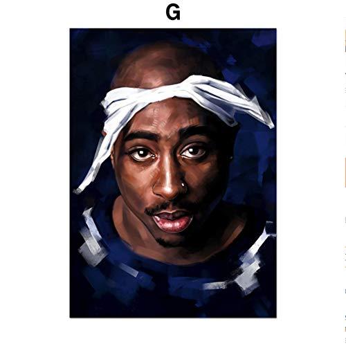 Música pop cantante Hip-hop rap rock 2Pac J Cole