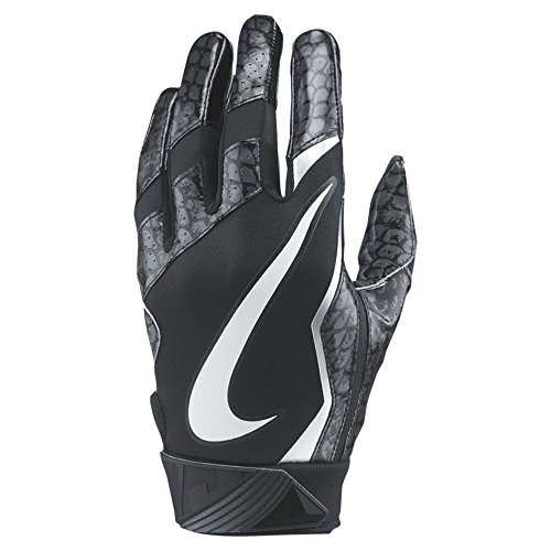 Nike - Vapor Jet 4 Snake American Football Handschuhe - Black - Medium