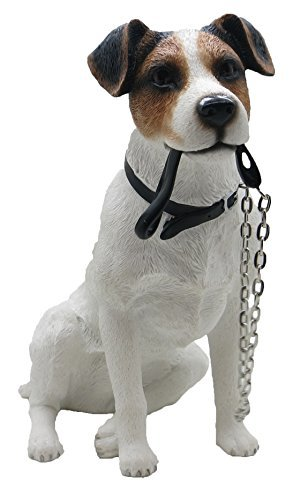 Leonardo Collection Dog with Lead Walkies Collection - Jack Russell by The Leonardo Collection -