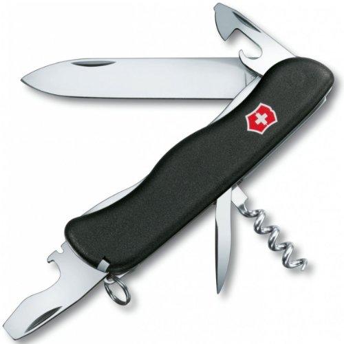 Victorinox Taschenwerkzeug Nomad feststellbar schwarz 0.8353.3