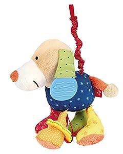 sigikid 40099 - PlayQ - Perro bebé importado de Alemania