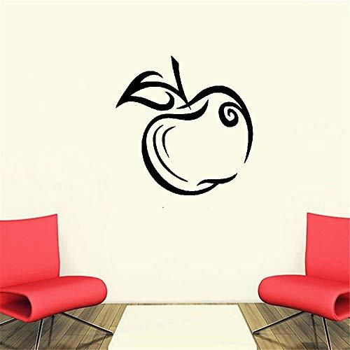 Wandtattoo Kinderzimmer Wandtattoo Schlafzimmer Grüne Apple-Schlafzimmer-Hintergrund-Selbstküche