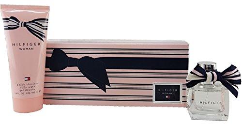 Tommy Hilfiger - Hilfiger Woman - Peach Blossom Set - Eau de Parfum - EdP - 30ml + Showergel 100ml -