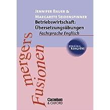 studium kompakt - Fachsprache Englisch: Betriebswirtschaft: Übersetzungsübungen: Studienbuch