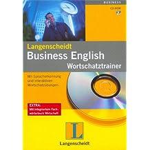 Business Englisch Wortschatztrainer
