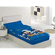 Saco nordico con relleno Mickey Summer Sports para cama de 90