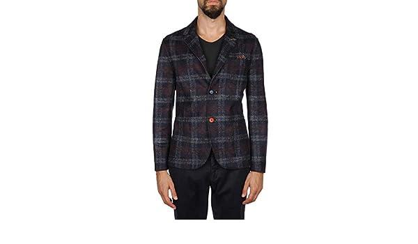 Pole494t494blu Lana Abbigliamento Blazer Amazon it Bob Blu Uomo qtApSxwE 8481165cda0c