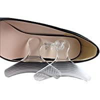 High Heel grips-shoe Gepolsterte Innensohle Silikon fügt Ferse Griff Ferse Liner Pads, verhindern Fuß Schmerzen... preisvergleich bei billige-tabletten.eu