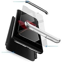 cmdkd Xiaomi Redmi Note 6 Pro Funda, Xiaomi Redmi Note 6 Pro Case Bumper 3