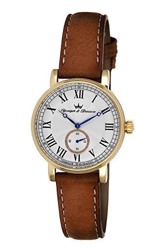 YONGER&BRESSON Women's Watch DCP 077/BS14