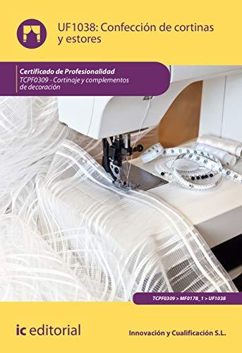 Confección de cortinas y estores. TCPF0309 eBook: S. L. Innovación ...
