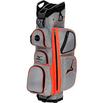 Mizuno Elite Cart 14-way Golf Bag 2016 Hot Coral Hot Coral