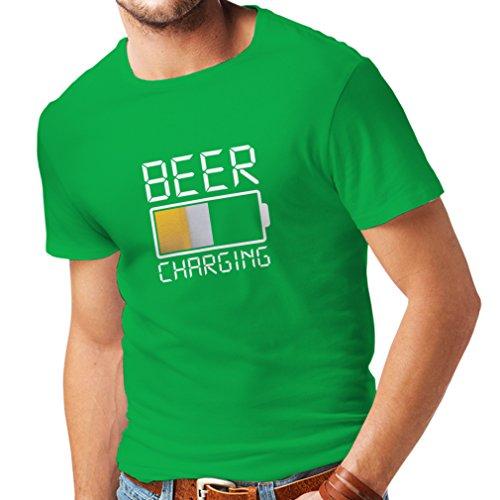 Lepni.me maglietta da uomo ubriacarsi, umorismo bere abbigliamento, idee regalo divertenti per gli amanti della birra (xx-large verde multicolore)